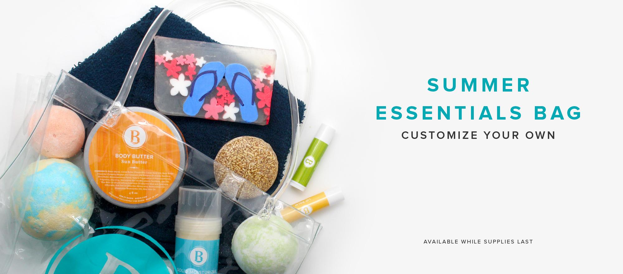 Summer Essentials Bag