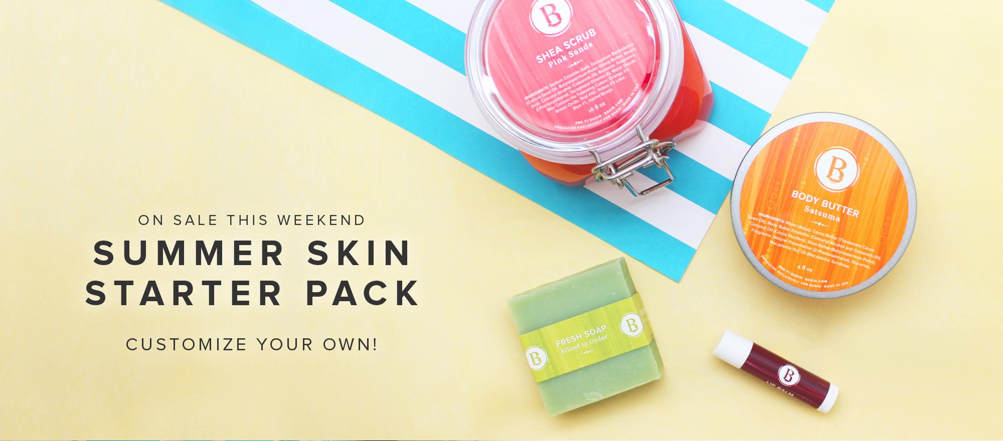 Summer Skin Starter Pack