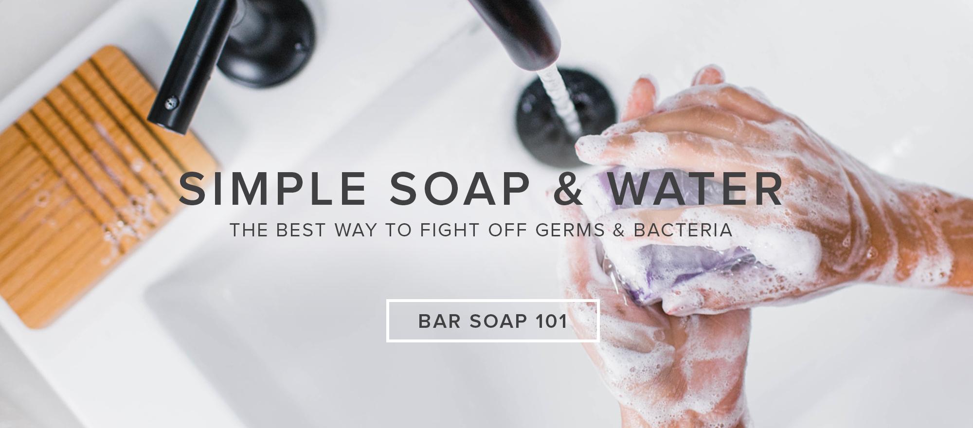 Bar Soap 101