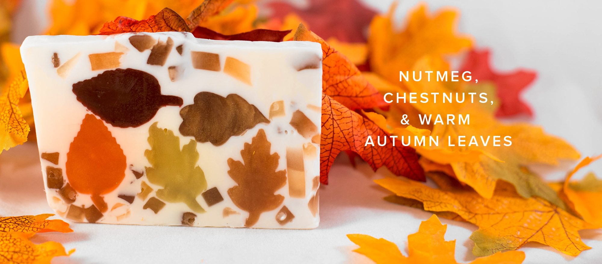 Autumn Leaves Soap