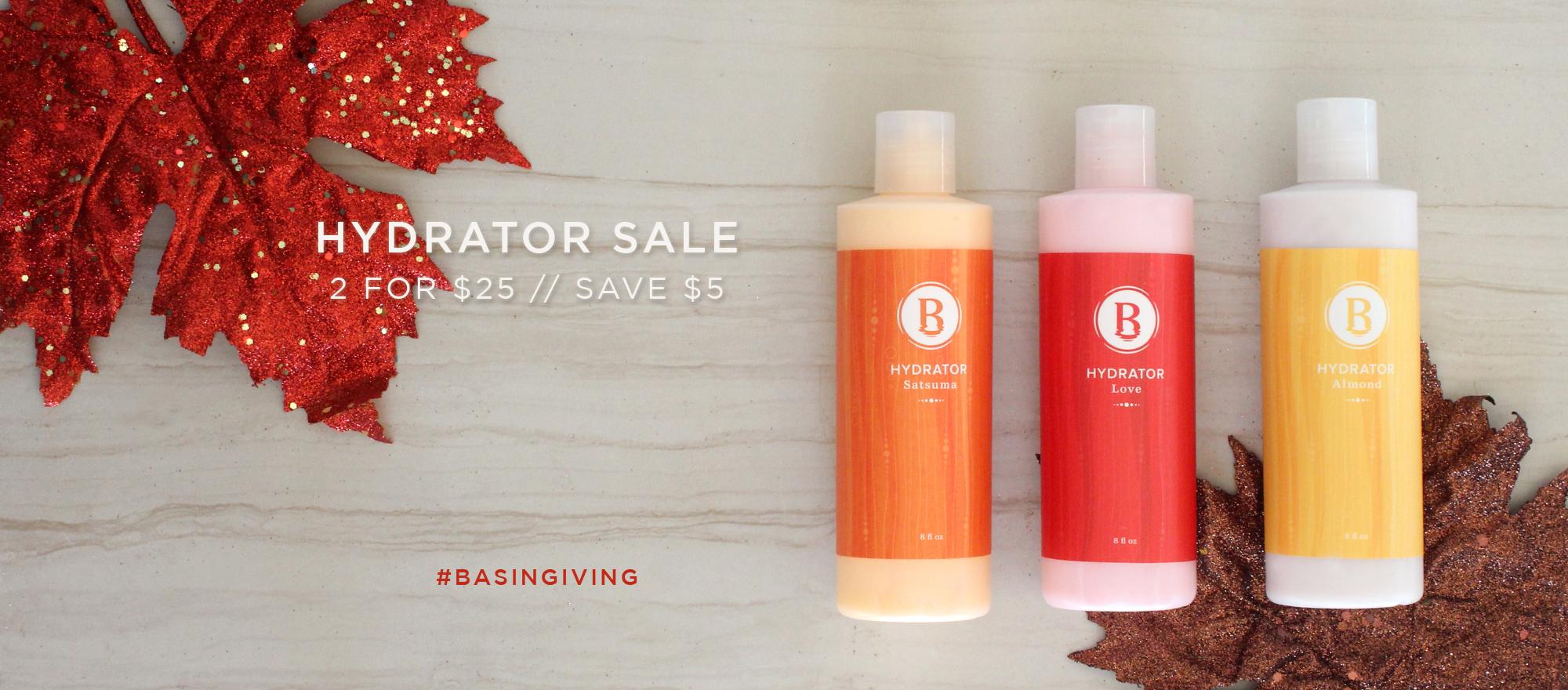 Hydrator Sale