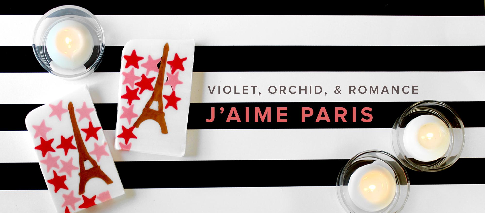 J'aime Paris Soap