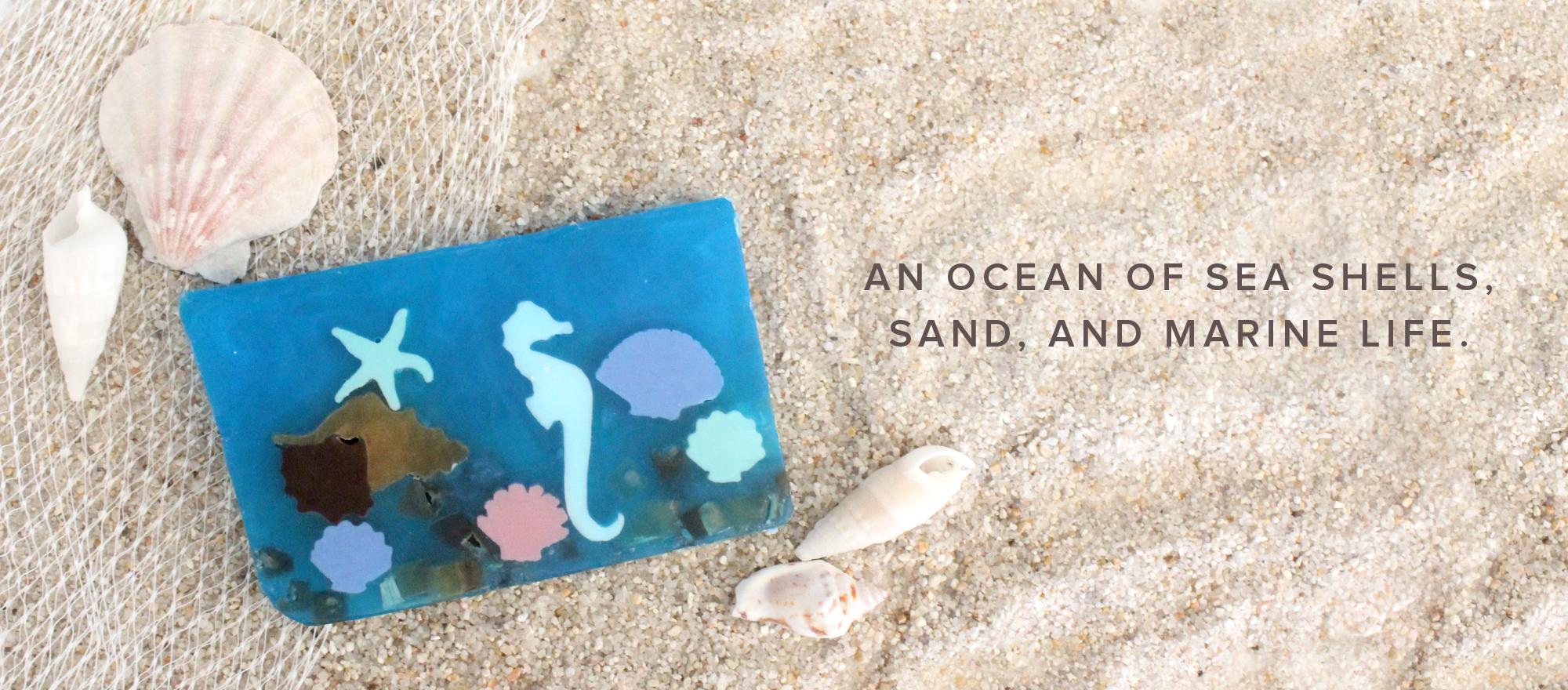 Marine Life Soap