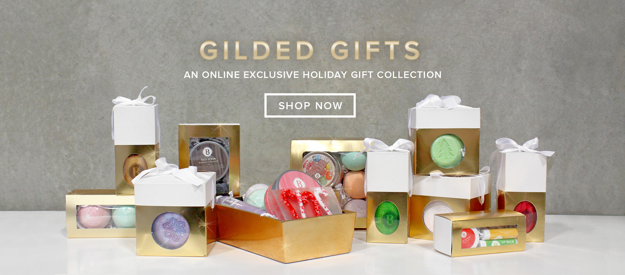 Gilded Gifts