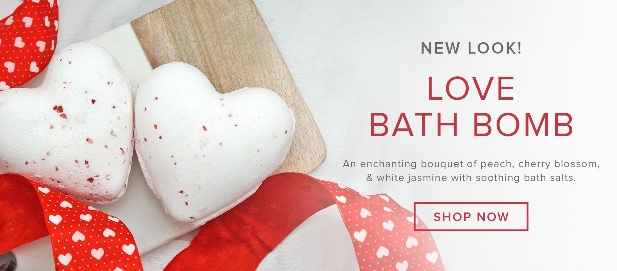 Love Bath Bomb