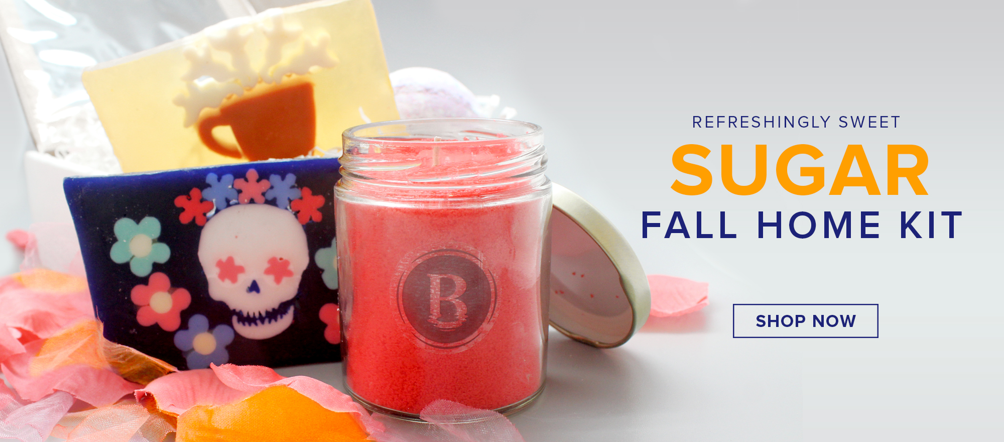 Sugar Fall Home Kit