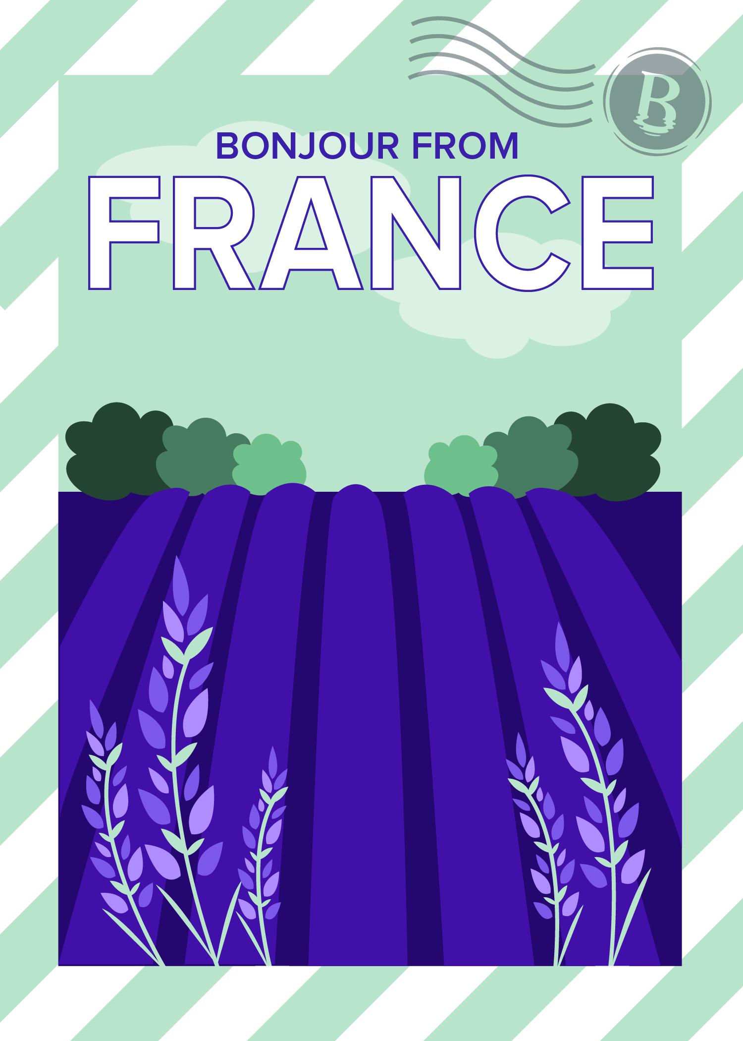 FrancePostcard