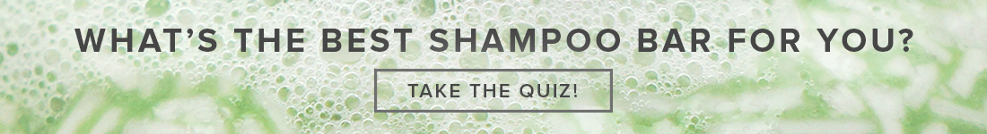 What's the best shampoo for you? Take the quiz.