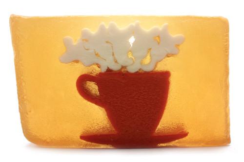 Fresh Cut Pumpkin Spice Latte Soap