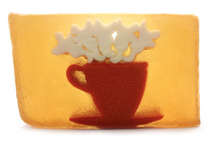 Fresh Cut Pumpkin Spice Latte Soap