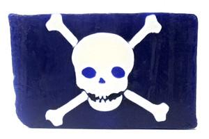 Pirate skull and crossbones vegetable glycerin soap