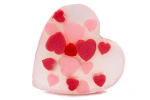 Heart of Hearts Soap
