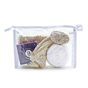 Shower Essentials Zipper Bag