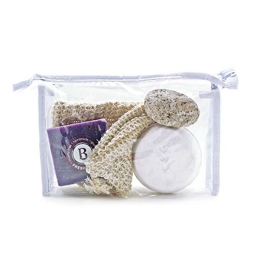 Shower Essentials Zipper Bag