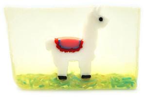 Llama Glycerine Soap