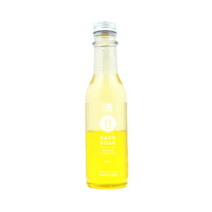 Electric Lemonade Sake Soak