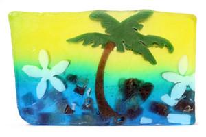 Fresh Cut Tropical Sunset Soap