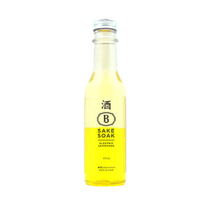 Electric Lemonade Sake Soak
