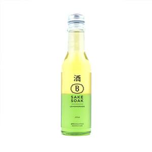 Lemongrass Sake Soak