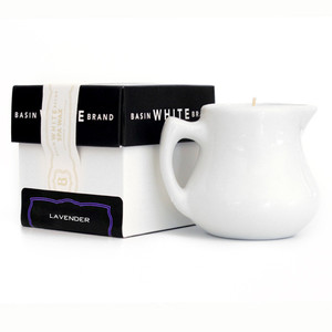 Lavender Spa Wax (Basin White)