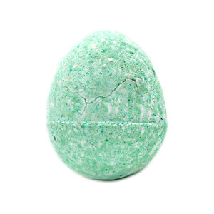 Green Dino Egg Bath Bomb