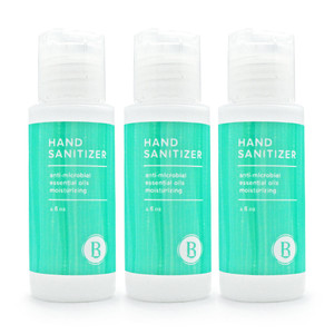 Hand Sanitizer 3-Pack