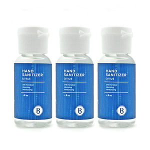 Citrus Hand Sanitizer 3-Pack