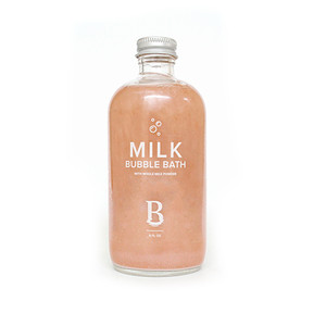 Milk Bubble Bath