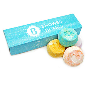 Valentines Shower Bomb Box