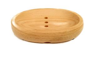 Oval 3 Hole Soap Dish
