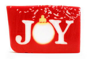 Joy To The World vegetable glycerin soap