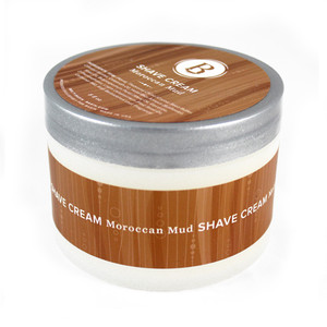 Moroccan Mud Shave Cream