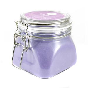 Lavender Shea Salt Scrub