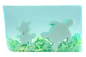 Sea Turtles vegetable glycerin soap