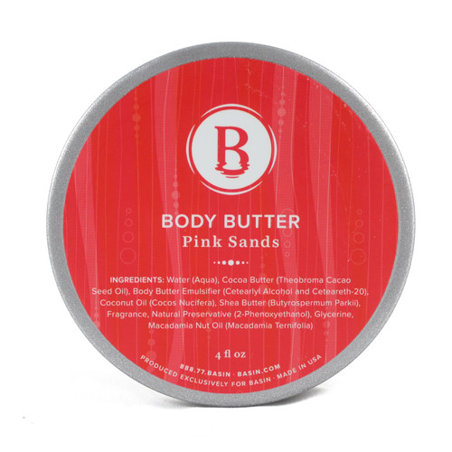 Pink Sands Body Butter