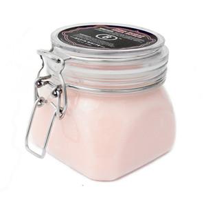 Pink Sugar Shea Salt Scrub (Basin White)