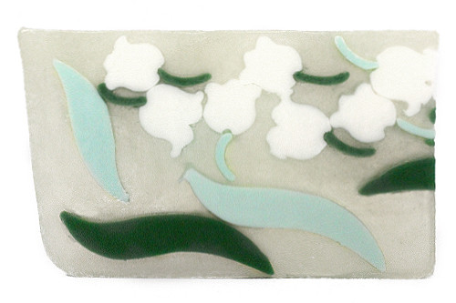 Lily of the Valley vegetable glycerin soap