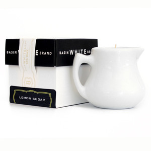 Lemon Sugar Spa Wax (Basin White)