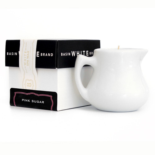 Pink Sugar Spa Wax (Basin White)