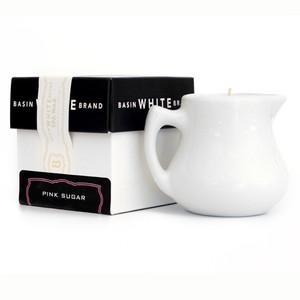 Pink Sugar Spa Wax (Basin White)