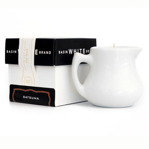 Satsuma Spa Wax (Basin White)