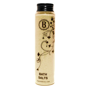 Tranquility Bath Salts (Basin White)