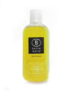 Lemon Sugar Shower Gel (Basin White)