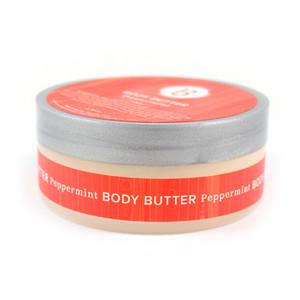 Peppermint Body Butter