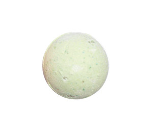 Margarita Bath Bomb (Basin White)