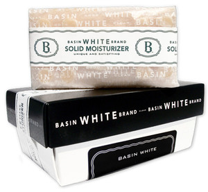 Basin White Solid Moisturizer (Basin White)
