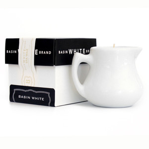 Basin White Spa Wax (Basin White)