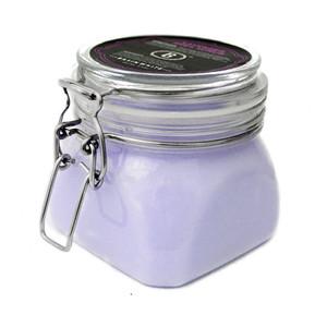 Lavender Shea Salt Scrub (Basin White)