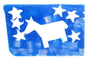 Democrat Soap