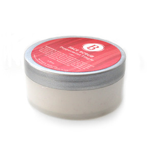 Peppermint Tingle Face Scrub
